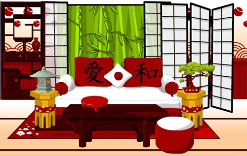 Juin 2008 jeux en ligne feerik communaut for Salon japonais