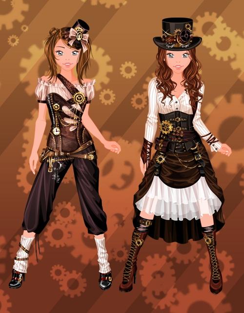 Steampunk style vestimentaire - Steampunk style vestimentaire ...